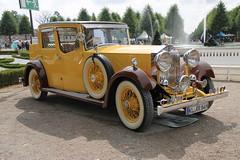 Rolls Royce 20/25 HP (1933) body by Wylder (Mc Steff) Tags: rolls royce 2025 hp jagdwagen 1933 wylder classicgalaschwetzingen2017