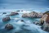 Blue Storm (Francesco Gola) Tags: seascape sea storm big sur california landscape long exposure longexposure blue rocks coast usa nisi canon waterscape water nd gnd polarizer