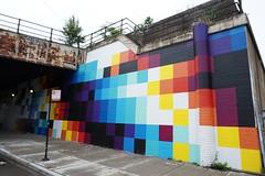 Felipe Pantone #Chicago (drew*in*chicago) Tags: chicago 2018 street art artist paint painter graffiti color cityscape