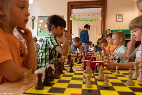 VIII Turniej Szachowy Przedszkolaków o Mistrzostwo Świdnicy-9