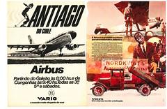Volvo e A-300 Varig (Portifólio da Aviação) Tags: xingu embraer vulcan avro volvo a300