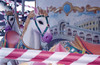 нас не догонят. (koreline) Tags: city traveling homenothome koreline film filmphoto house texture relaxation beautiful metaphysics memory field 35mm minolta x370 merrygoround horses