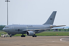 CC150\A310 15005 RCAF (shanairpic) Tags: military transport a310 airbusa310 shannon rcaf royalcanadianairforce iac eirtech 15005