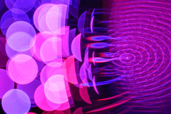 Cell Diffusion (stephenk1977) Tags: australia queensland qld brisbane nikon d3300 light painting art photography macro fibreoptic bokeh fresnel lens