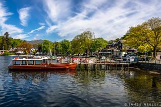 Ambleside Harbor