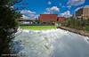 The Lower Falls (jimgspokane) Tags: spokanewashingtonstate spokaneriver spokanefalls rivers waterfalls washingtonstate otw today´sbest