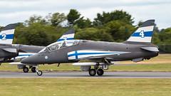 IMG_5216 (Al Henderson) Tags: 2017 aerobaticteam aviation bae finnishairforce gloucestershire hw345 hawk july midnighthawks mk51 raffairford riat airshow displayteam internationalairtattoo military