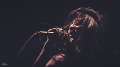 Introtyl (Hostile Gradenko) Tags: metal band music musician girl woman women live show stage