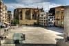 San Sebastián - Vacanze 2017 (auredeso) Tags: sansebastián spagna espana paesi baschi paesibaschi piazza place square hdr tonemapping nikond7100 sigma1770 nikon d7100 sigma