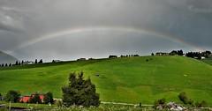 Rainbow (maurizio.pretto) Tags: montagna asiago plateau arcobaleno rainbow prati campi italy
