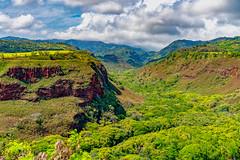 Waimea Canyon View (Thanks for 1.2 million views) Tags: kauai waimea hawaii canyon valley