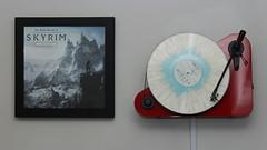 Fus Ro Dah! (allremixes) Tags: elder scrolls v skyrim atmospheres soundtrack jeremy soule winterhold vinyl collection