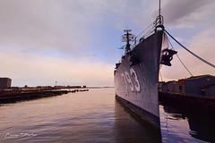 793 (marinas8) Tags: nikon d5300 sky sunset sea water ship boat