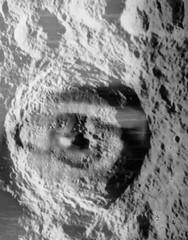 [ the girl in the moon ] (ǝlɐǝq ˙M ʍǝɥʇʇɐW) Tags: doubleexposure she girl moon luna earth space msemily jpl nasa mrtrona mrstrona