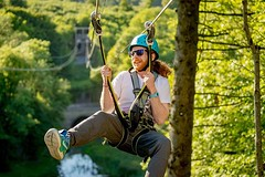 Whitepaper: #Zipline #Braking #Dynamics http://j.mp/2iH7Bqz (Skywalker Adventure Builders) Tags: high ropes course zipline zipwire construction design klimpark klimbos hochseilgarten waldseilpark skywalker