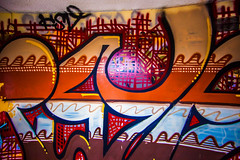 A Different Version of San Francisco (Thomas Hawk) Tags: america california cossonhall sagehall sanfrancisco starburst treasureisland usa unitedstates unitedstatesofamerica abandoned decay graffiti fav10