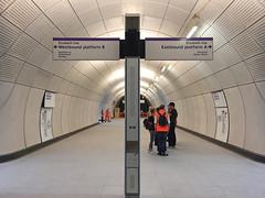 Farringdon station (diamond geezer) Tags: farringdon crossrail farringdon18