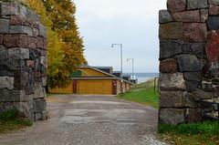 Suomellina fort off Helsinki