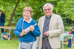 Lindsay and Paul Mellor (Diocese of Salisbury) Tags: sudanfete dioceseofsalisbury salisbury salisburycathedralclose