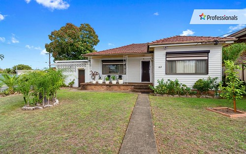 63 The Boulevarde, Fairfield West NSW 2165