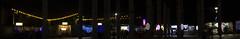 Odlins Plaza LUX (Wozza_NZ) Tags: 50mm pana panorama panoramic panarama panaramic odlinsplaza waterfront wellington newzealand nz lux festival foodmarket foodtruck foodtrucks night market