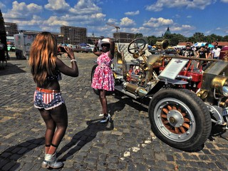 Wheels US Car & Harley Show 2018 Hannover