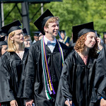 "<b>Commencement 2018</b><br/> Luther College Commencement Ceremony. Class of 2018. May 27, 2018. Photo by Annika Vande Krol '19<a href=""//farm2.static.flickr.com/1756/40651594750_e9d64b1cea_o.jpg"" title=""High res"">∝</a>"