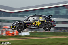 Volkswagen Beetle 4x4 T16 (34) (Tanner Foust) (tbtstt) Tags: world rallycross championship silverstone speedmachine speed machine may 2018 monster energy arx americas