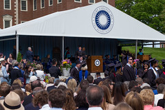Colby College, Commencement (romanboed) Tags: leica m 240 summilux 50 usa maine waterville colby college nescac liberal arts university commencement graduation ceremony outdoor campus colbycollege portrait student graduate cap gown procession