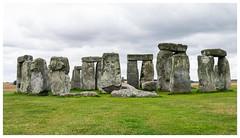 Stonehenge [1384] (my-travels (hurt shoulder..not able to comment)) Tags: stonehenge england amesbury greatbritain history historic archeology unitedkingdom nikon d3200 travel gb