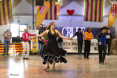 Line Dance (rossendgricasas) Tags: country linedance palafrugell costabrava girona cat catalonia people party festival color colorimage photoshiop ligthtroom