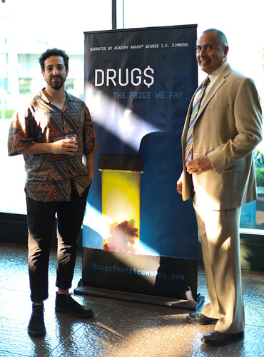 Drugs Documentary Screening 2018