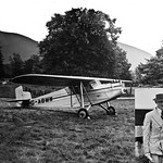 The Airplane and the Son at Castle Grace thumbnail