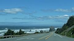 Highway 101, Oregon (jerseygal2009) Tags: oregon highway101 roadtrip pacificocean highway coast sea rocka
