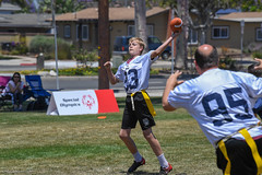 20180609-SG-Day1-FlagFootball-JDS_6989 (Special Olympics Southern California) Tags: avp albertsons basketball bocce csulb ktla5 longbeachstate openingceremony pavilions specialolympicssoutherncalifornia swimming trackandfield volunteers vons flagfootball summergames