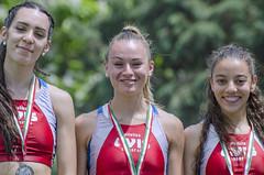 Elisabetta Vandi, Micol Zazzarini, Samira Amadel