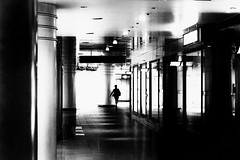 20180610 City light (soyokazeojisan) Tags: japan osaka light street city bw blackandwhite shadow walk digital lady building lines olympus em1markⅱ 12100mm 2018