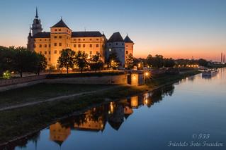 Castel Hartenfels - Torgau
