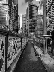 20180610_153208 (Damir Govorcin Photography) Tags: samsungs7 architecture leading lines buildings people monochrome blackwhite natural light composition sydney darling harbour