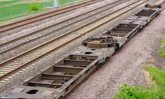 Overton Bridge FGA Wagons (Ravensthorpe) Tags: york rail trains wagons