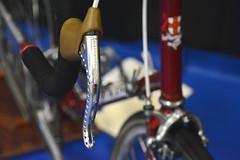 CR2018-0175a Bob Jackson - Tom A - Drillium Revival parts (kurtsj00) Tags: classic rendezvous 2018 vintage lightweight bicycles bike bob jackson tom adams drillium revival parts