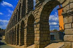 segovia (_tonidelong) Tags: segovia castilla leon españa spain primavera spring 2018 may mayo travel viaje tourist tourism acueducto patrimonio de la humanidad world heritage