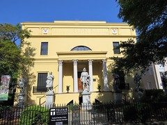 Telfair Academy of Arts and Sciences (Gerald (Wayne) Prout) Tags: telfairacademyofartsandsciences museum barnardstreet cityofsavannah historicdistrictsouth chathamcounty stateofgeorgia usa prout geraldwayneprout canon canonpowershotsx60hs digital powershot hs camera photographed photography building mansion telfairacademy artsandsciences telfair academy arts sciences williamjay architect alexandertelfair barnard street city savannah historic district south chatham county georgia