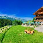 Berggasthof Bichlersee in Bavaria, Germany thumbnail
