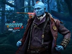 yondu_002 (siuping1018) Tags: hottoys disney marvel guardiansofthegalaxy yondu photography actionfigures toy siuping canon 5dmarkii 50mm