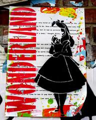 streetart in Hamburg (wojofoto) Tags: stencil stencilart pasteup hamburg germany deutschland streetart wojofoto wolfgangjosten