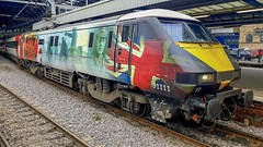 Virgin Trains Class 91 (Uktransportvideos82) Tags: intercity class91