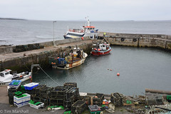 Scotland-5417.jpg (Tim Marshall 2013) Tags: scotland nc500 highlands lochs water sea sunset waterfall stream bridge castle harbour wreck boat johnogroats