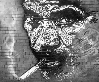Painted Smoke Or Smoked Pain?