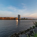 THE SHANNON RIVER [AS IT PASSES THROUGH THE CITY OF LIMERICK]-140735